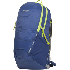 Bergans Rondane 18l Daypack Blue/Neon Green